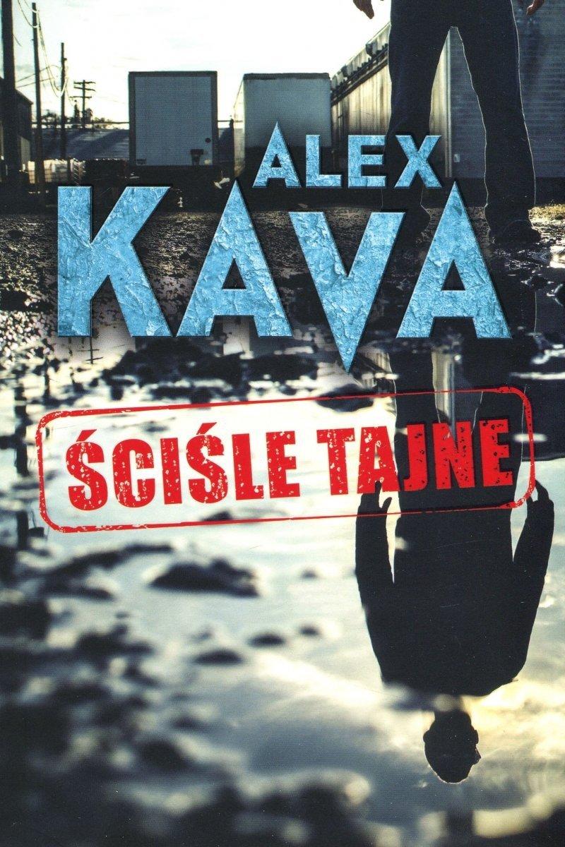 Ściśle tajne Alex Kava