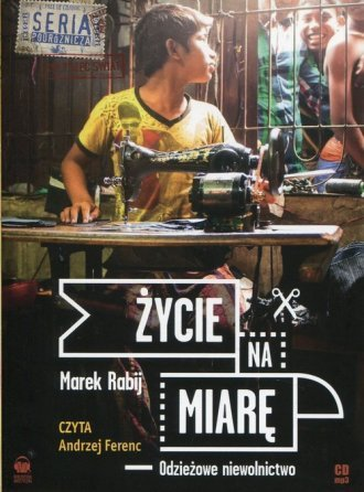 Życie na miarę Marek Rabij (CD-Mp3)