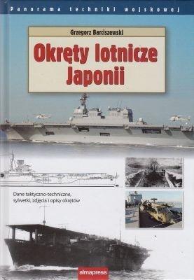 Okręty lotnicze Japonii Grzegorz Barciszewski