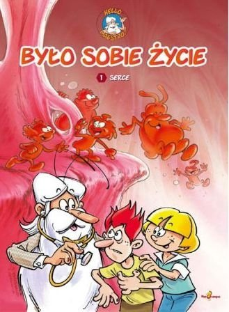 Było sobie życie cz.1 Serce + DVD Albert Barille
