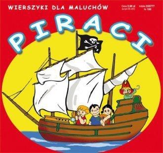 Wierszyki dla maluchów Piraci Pruchnicki Krystian
