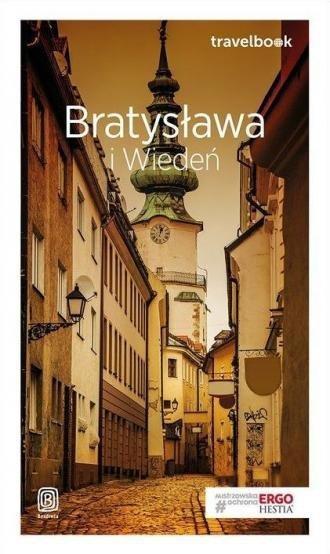 Bratysława i Wiedeń Travelbook Andrzej Kłopotowski, Katarzyna Głuc