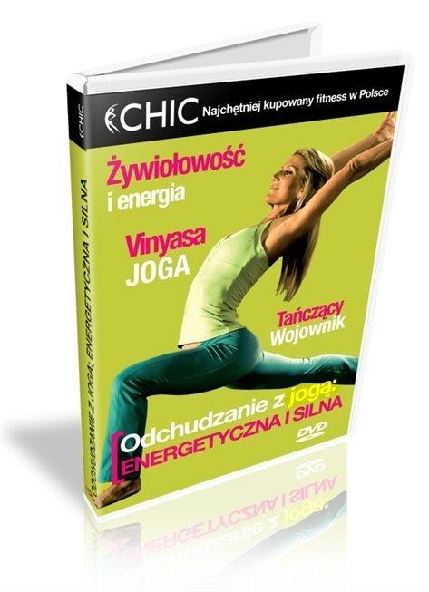 Odchudzanie z jogą: Energetyczna i silna