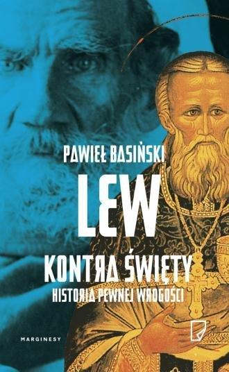 Lew kontra święty Pawieł Basiński