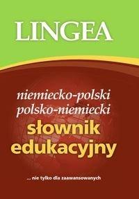 Niemiecko-polski polsko-niemiecki słownik edukacyjny