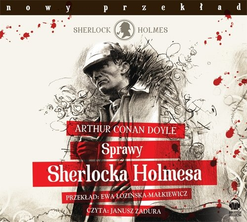 Sprawy Sherlocka Holmesa Arthur Conan Doyle Audiobook mp3