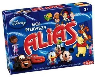 Disney Mój pierwszy Alias Gra słowna