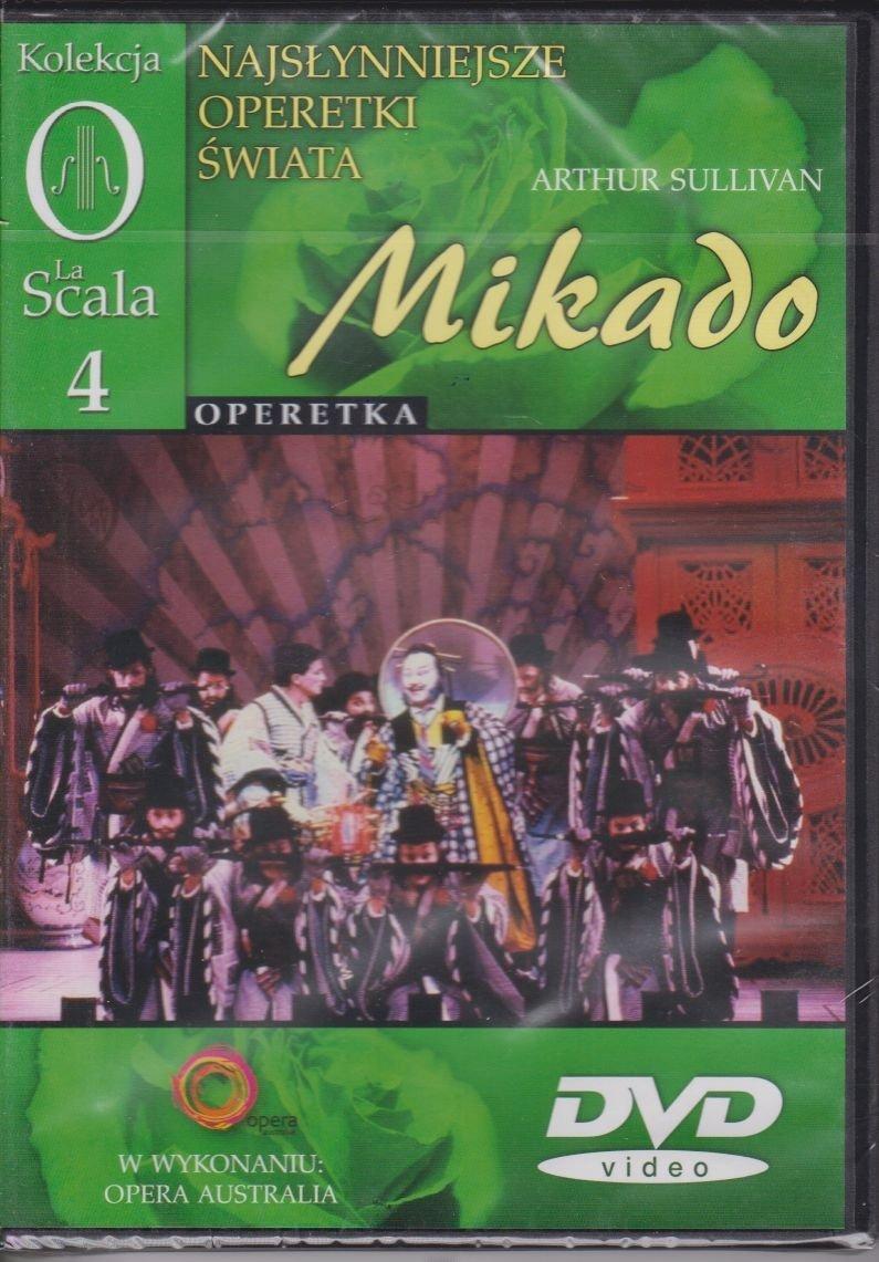 Mikado Najsłynniejsze operetki świata cz. 4 DVD