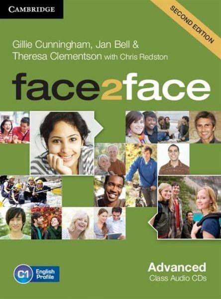 Face2face Advanced (CDmp3)