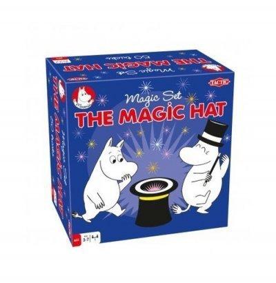Muminki Magiczny Kapelusz Magic Hat