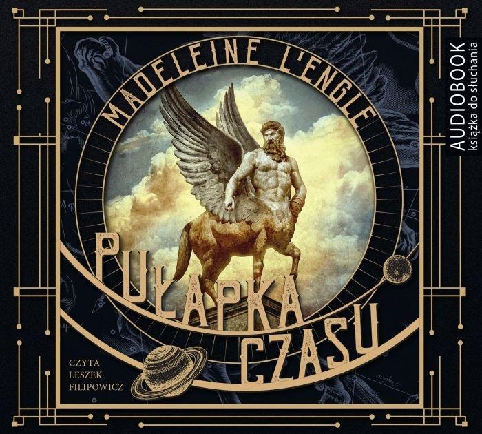 Pułapka czasu Madeline L'Engle Audiobook mp3 CD
