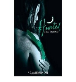 Hunted,A House of Night Novel P.C. Cast, Kristin Cast (książka w j. Angielskim)