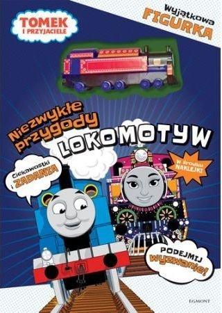 Niezwykłe przygody lokomotyw