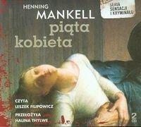 Piąta kobieta Henning Mankell Audiobook mp3