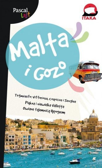Malta i Gozo Bartosz Sadulski przewodnik Pascal Lajt