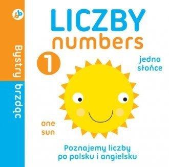 Bystry brzdąc. Liczby. Poznajemy liczby po polsku i po angielsku