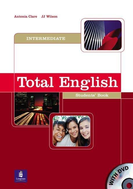 Total English Intermediate Student's Book Antonia Clare JJ Wilson