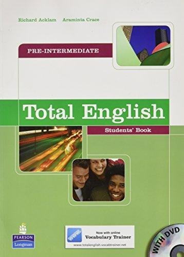 Total English Pre-Intermediate Student's Book Richard Acklam, Araminta Crace