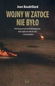 Wojny w zatoce nie było Jean Baudrillard