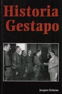 Historia Gestapo Jacques Delarue