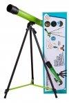 Teleskop Bresser Junior Space Explorer 45/600 AZ, zielony