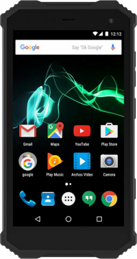 Smartphone ARCHOS 50X Saphir Dual Sim Czarny 16 GB Czarny 503664