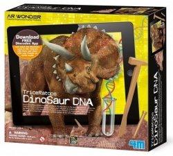 Dinosaur Dna Triceratops Wykopaliska