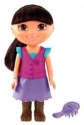 Lalka Dora + Szczotka do Włosów
