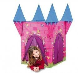 Duży Namiot Zamek dla Księżniczki Iplay 110x110x132 cm 8162