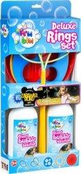 Fru Blu Deluxe Rings Set Pętle Obręcze 2xpłyn 500ml Reklama
