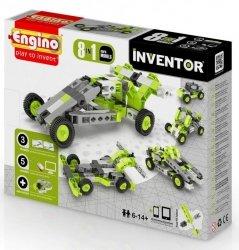 Klocki Konstrukcyjne Engino Inventor 8w1 Samochody