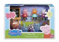 Klasa Peppy Madame Gazella Peppa i Przyjaciele 5 Figurek