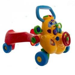 Zabawka Chodzik Pchacz Samochód Jeździk #D1