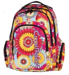 Coolpack Plecak Młodzieżowy 62350 Model 2016 Hippie