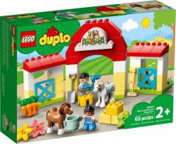 Lego Duplo 10951 Klocki Duplo - Stadnina i kucyki