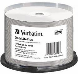 VERBATIM 8.5 GB 8x Spindel 50  szt.