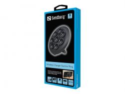 SANDBERG 441-27 Sandberg Wireless Charger Suction Ring
