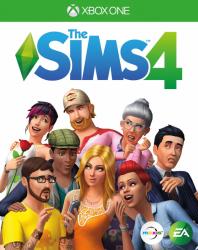 Gra The Sims 4 HU (XONE)