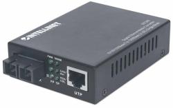 Media Konwerter 1000BAS E-T RJ45/1000BASE-SX SM SC