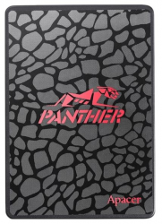 APACER Panther 2.5″ 512 GB SATA III (6 Gb/s) 560MB/s 540MS/s