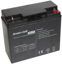 Akumulator AGM Green Cell 12V 18Ah