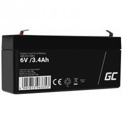 Bateria do zasilacza awaryjnego GREEN CELL AGM38