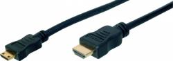 ASSMANN HDMI C - HDMI A 2 m 2m /s1x HDMI (wtyk)