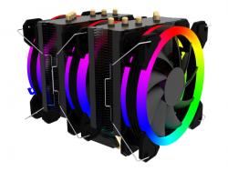 Chłodzenie procesora GEMBIRD Huracan X500 CPU-HURACAN-RGB-X500