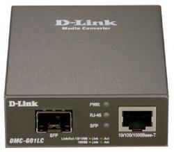 DLINK DMC-G01LC/E D-Link 10/100/1000 to SFP Standalone Media Converter