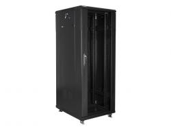 LANBERG FF01-6832-12B-KPL Lanberg szafa stojąca rack 19 32U/600x800mm czarna