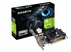 Karta graficzna GIGABYTE GeForce GT 710 1 GB GV-N710D3 -2GL