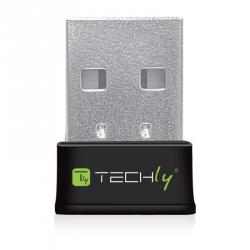 Karta sieciowa bezprzewodowa TECHLY I-WL-USB-600TY