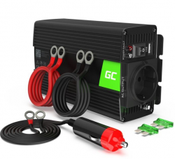 Przetwornica samochodowa GREEN CELL INV02DE