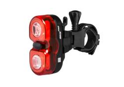 Lampa rowerowa tylna WALL'E, 18 lm